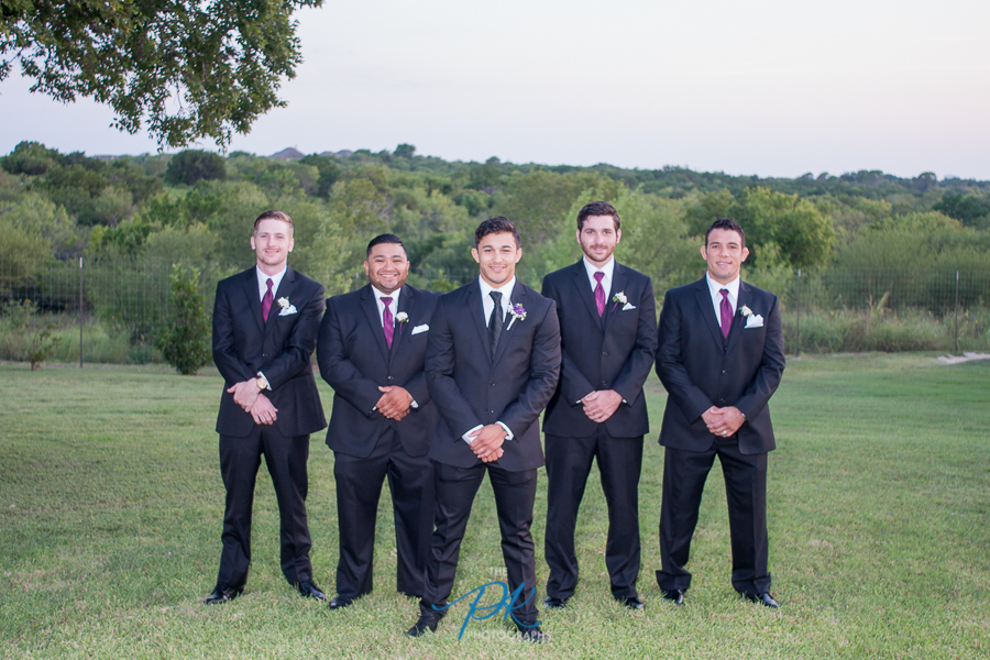 Groomsmen -San Antonio Wedding Photographer