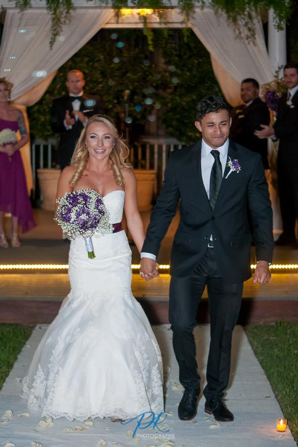 Bride and Groom now Husband and Wife -San Antonio Wedding Photographer