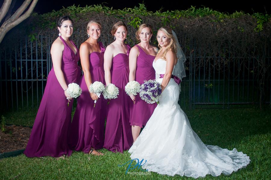 Bridesmaids - San Antonio Wedding Photographer