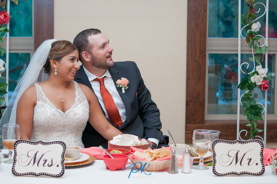 Wedding toasts are such a fun way for all the guests to learn little known facts about the bride and groom.