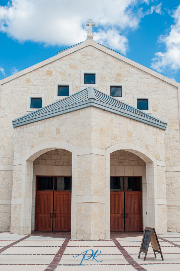 St. Peter the Apostle Catholic Church - San Antonio Wedding Photographer