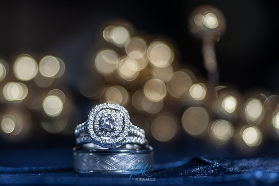 Wedding Ring Set -  San Antonio Wedding Photographer