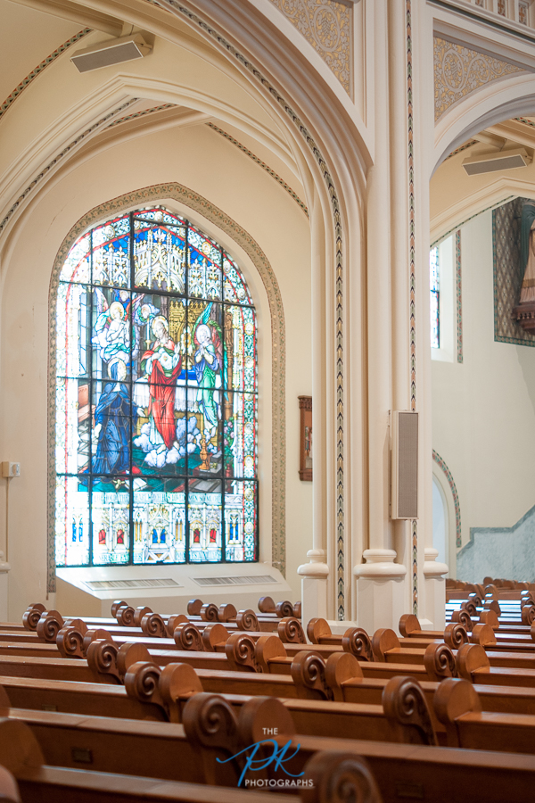 The Sacred Heart Chapel at Our Lady of the Lake, San Antonio, Texas