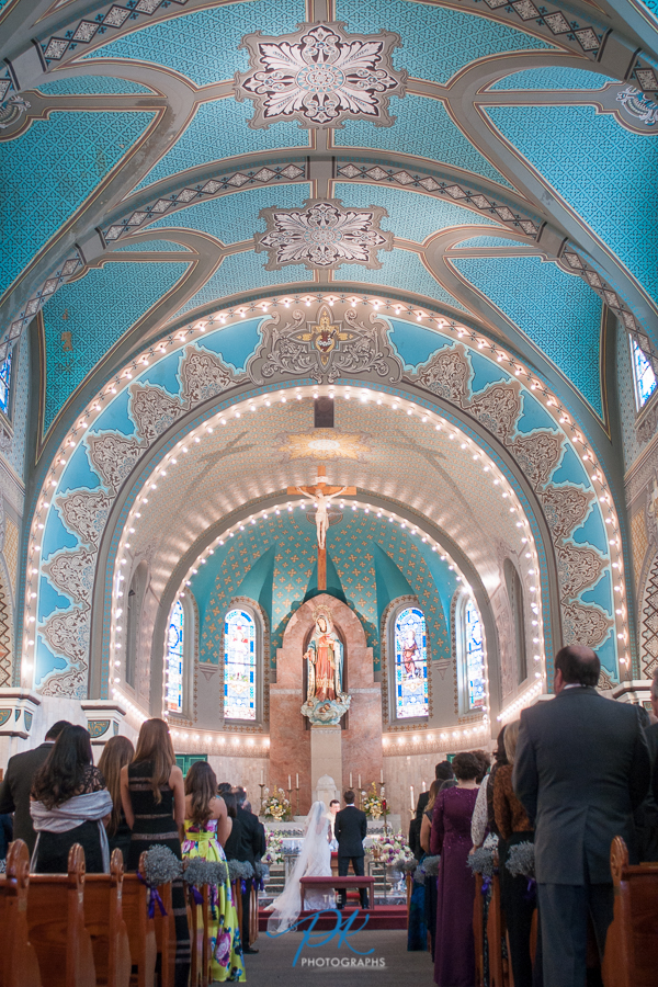 Wedding at Immaculate Heart of Mary - San Antonio Wedding Photographer