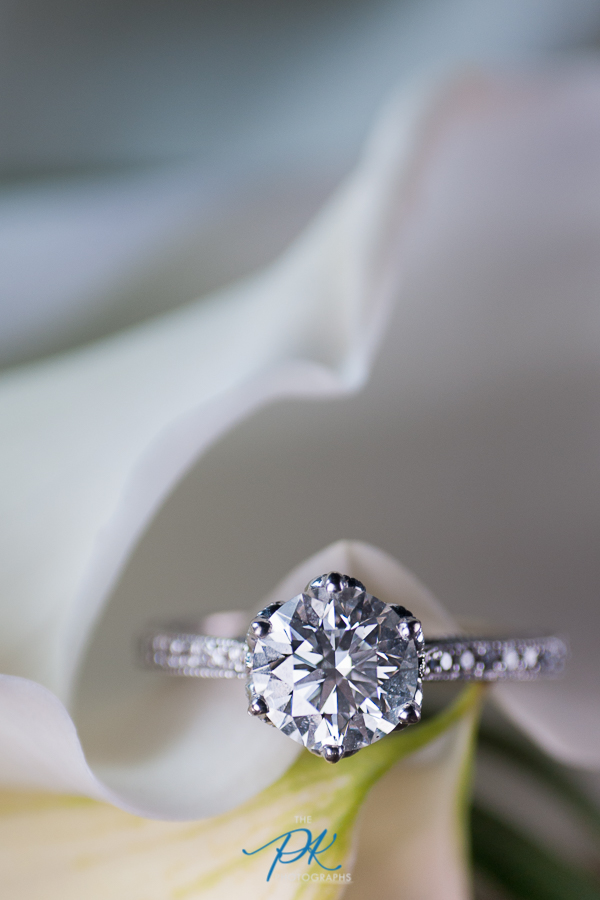 Engagement Ring - San Antonio Wedding Photographer