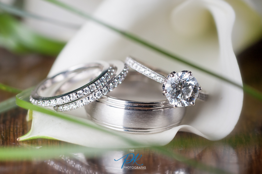 Engagement and Wedding Rings - San Antonio Wedding Photographer