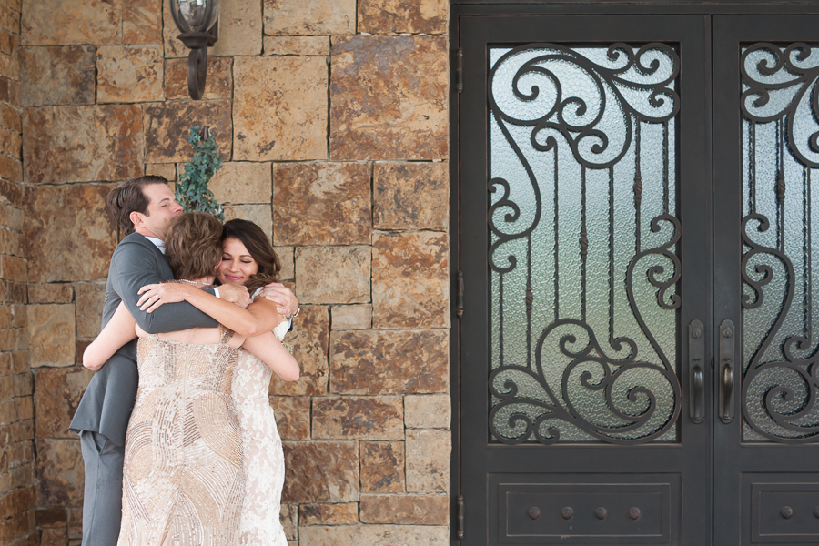 First Look | San Antonio Wedding Photographer