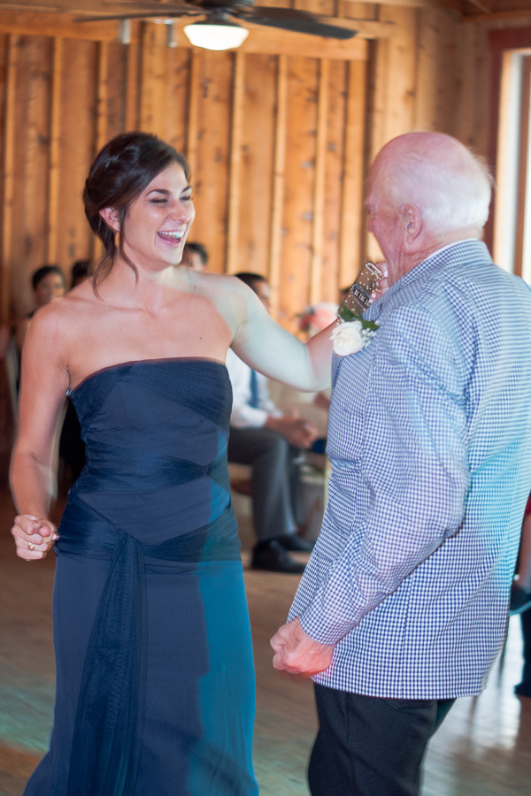 Guests Dancing | San Antonio Wedding Photographer