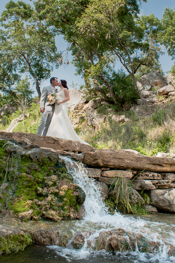 The Lodge at Bridal Veil Falls | San Antonio Wedding Photographer
