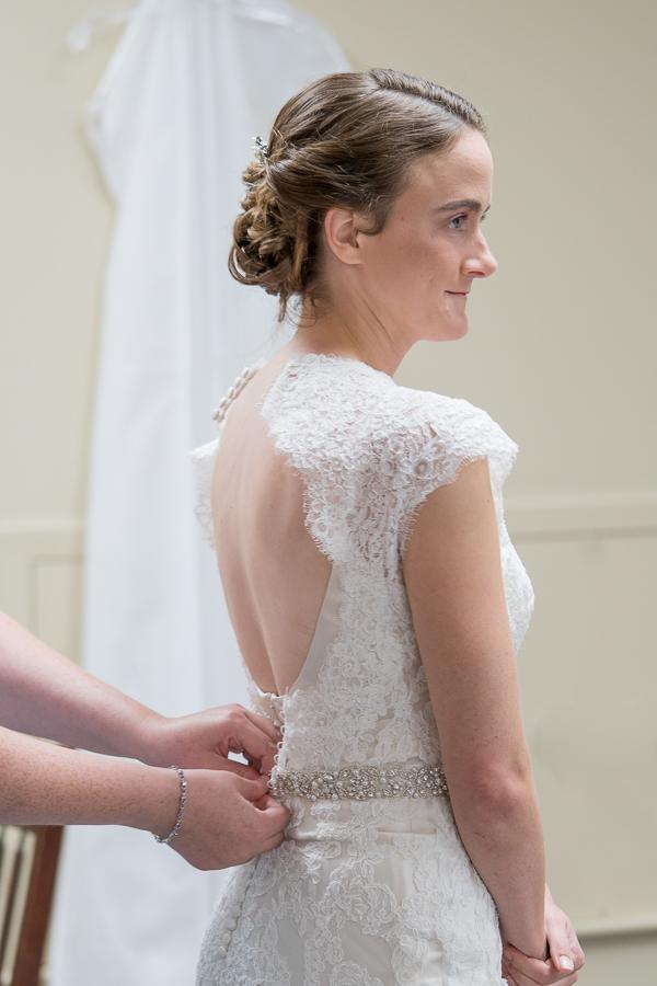 Bride Getting Ready | San Antonio Wedding Photography
