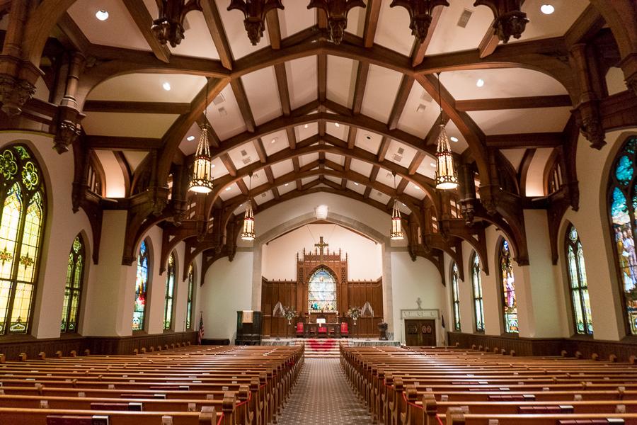 First Presbyterian Church | San Antonio Wedding Photography