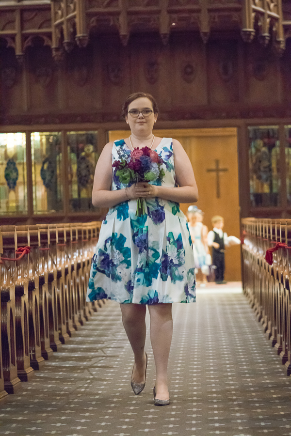 Wedding Ceremony at   First Presbyterian Church | San Antonio Wedding Photography