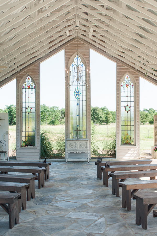 Wedding Chapel at Gruene Estate | San Antonio Wedding Photographer