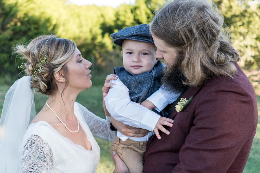 Romantic Backyard Wedding | San Antonio Wedding Photographer