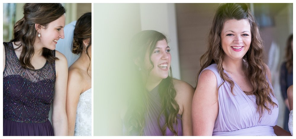 Bridesmaids | San Antonio Wedding Photography