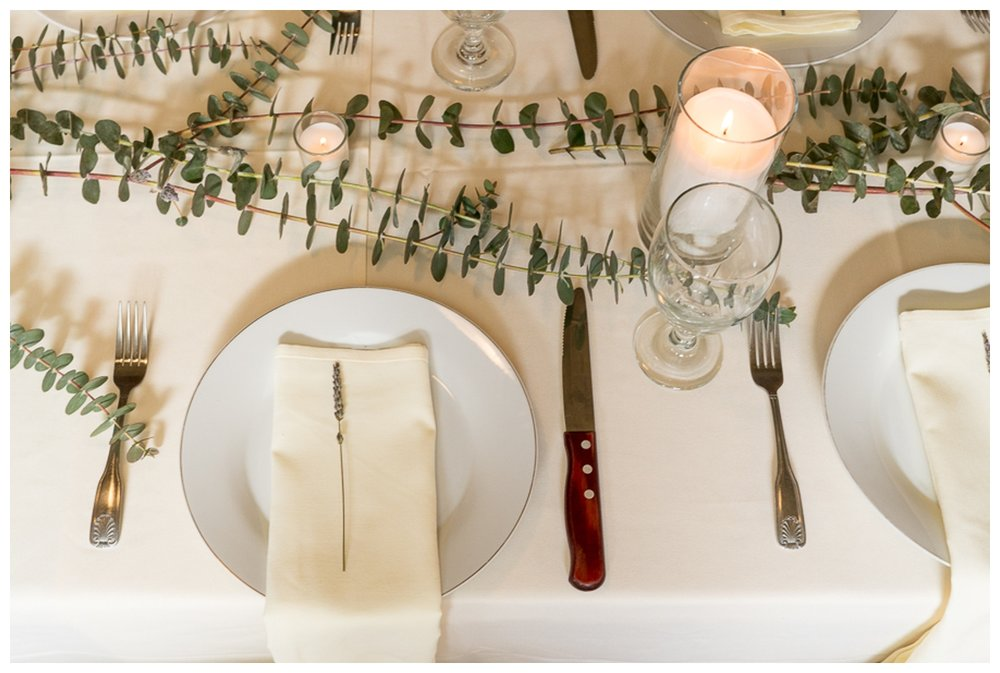 Table Setting  | San Antonio Wedding Photography