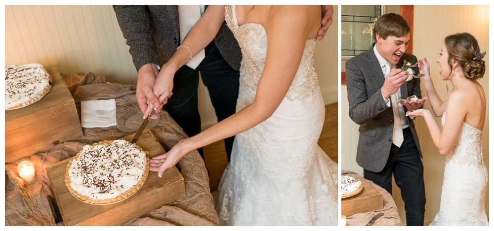 Cake Cutting | San Antonio Wedding Photographer