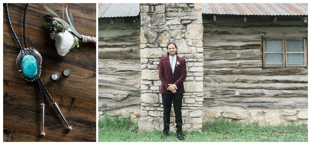 Groom Details | San Antonio Wedding Photographer