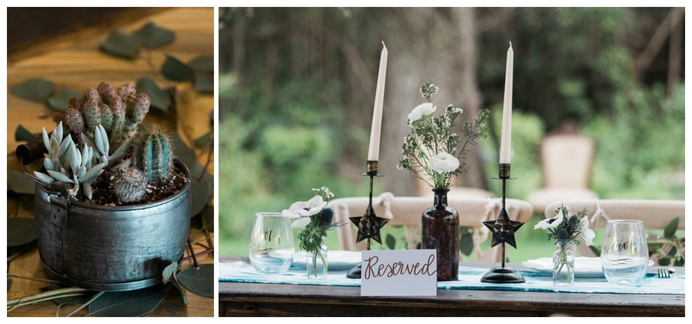Vegan Wedding Details | San Antonio Wedding Photographer