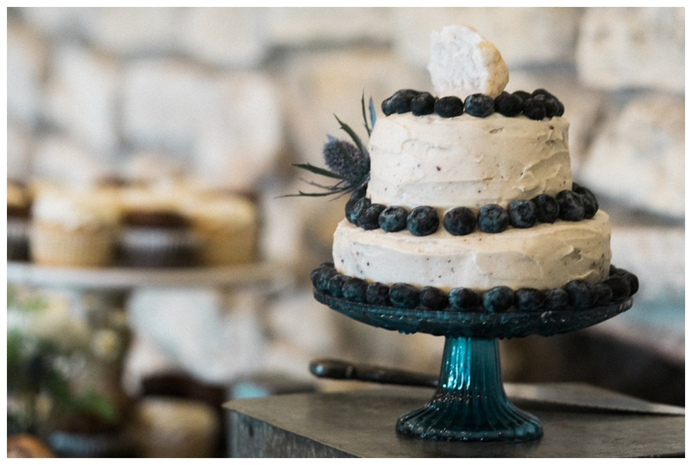 Vegan Geode Wedding Cake | San Antonio Wedding Photographer