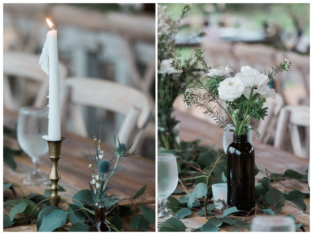 Vegan Wedding Details | San Antonio Wedding Photographer