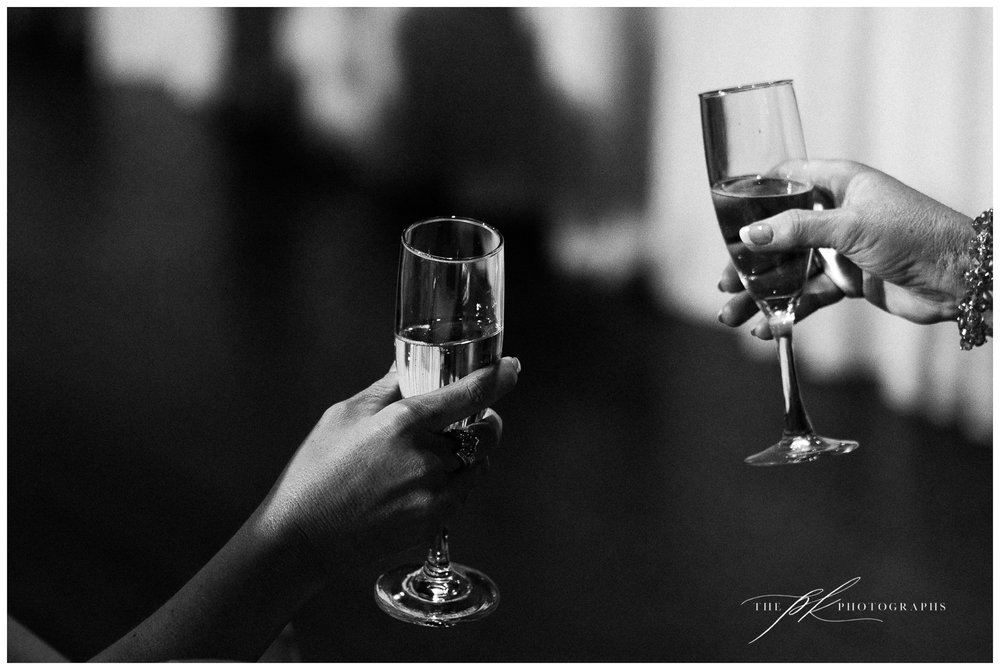 This was one of those moments during the reception where I was able to create great art while simply documenting. This is an image that is perfect for black and white.