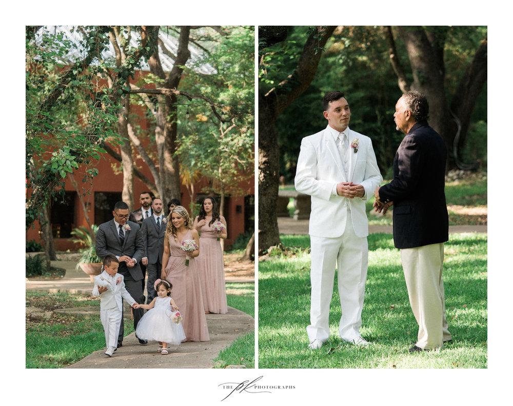 Los Patios Wedding   San Antonio Wedding Photographer