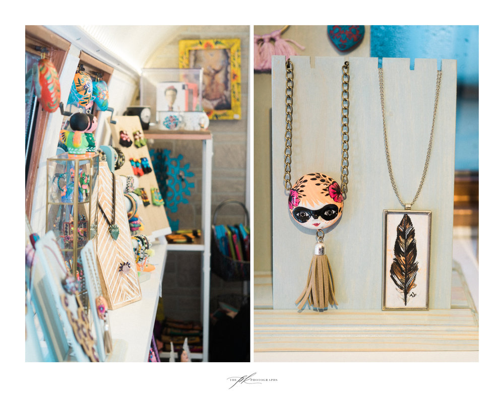 La Casa Frida, a Mexican inspired boutique at 2202 Broadway, San Antonio, TX.