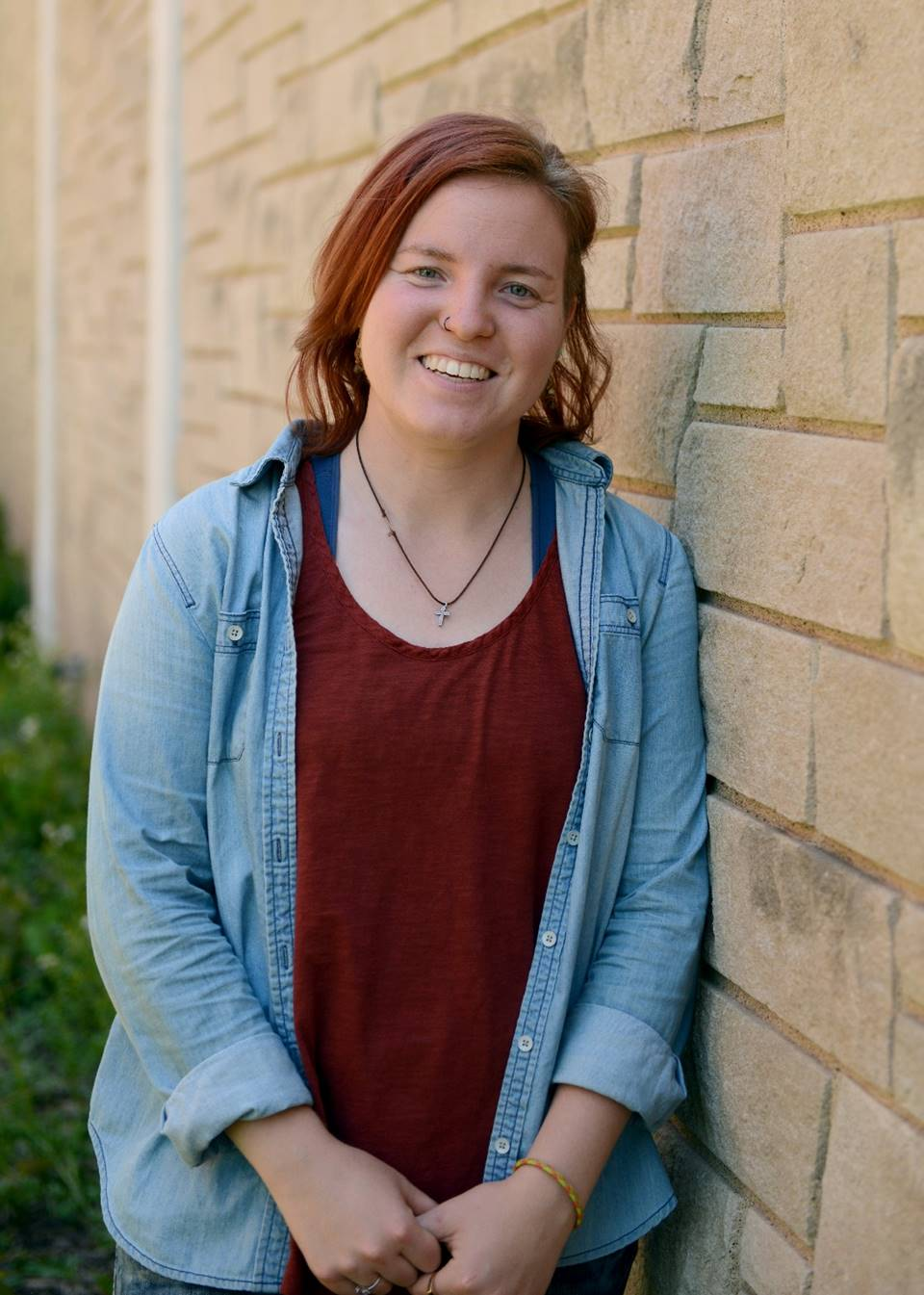 Grace Corbin - Interning: Northeast Minneapolis UMC with Rev. Sarah LawtonSchool: Augsburg College (Minneapolis)Home church: Faith Lutheran Church (Grantsburg, Wisconsin)