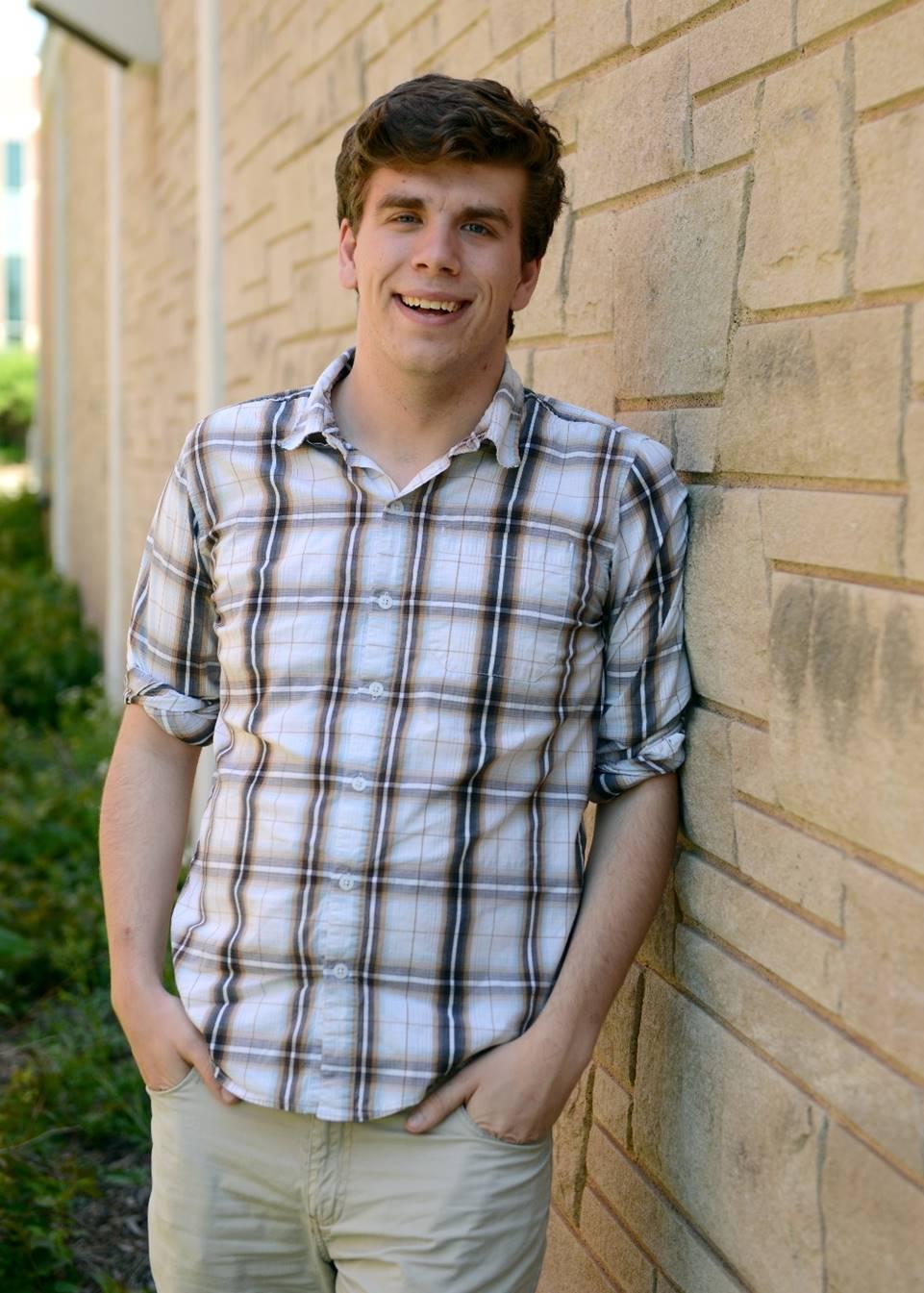 Jon Mehlhaus - Interning: Hilltop UMC (Mankato) with Rev. Kelly McCuaigSchool: Grinnell College (Grinnell, Iowa)Home church: Eden Prairie UMC