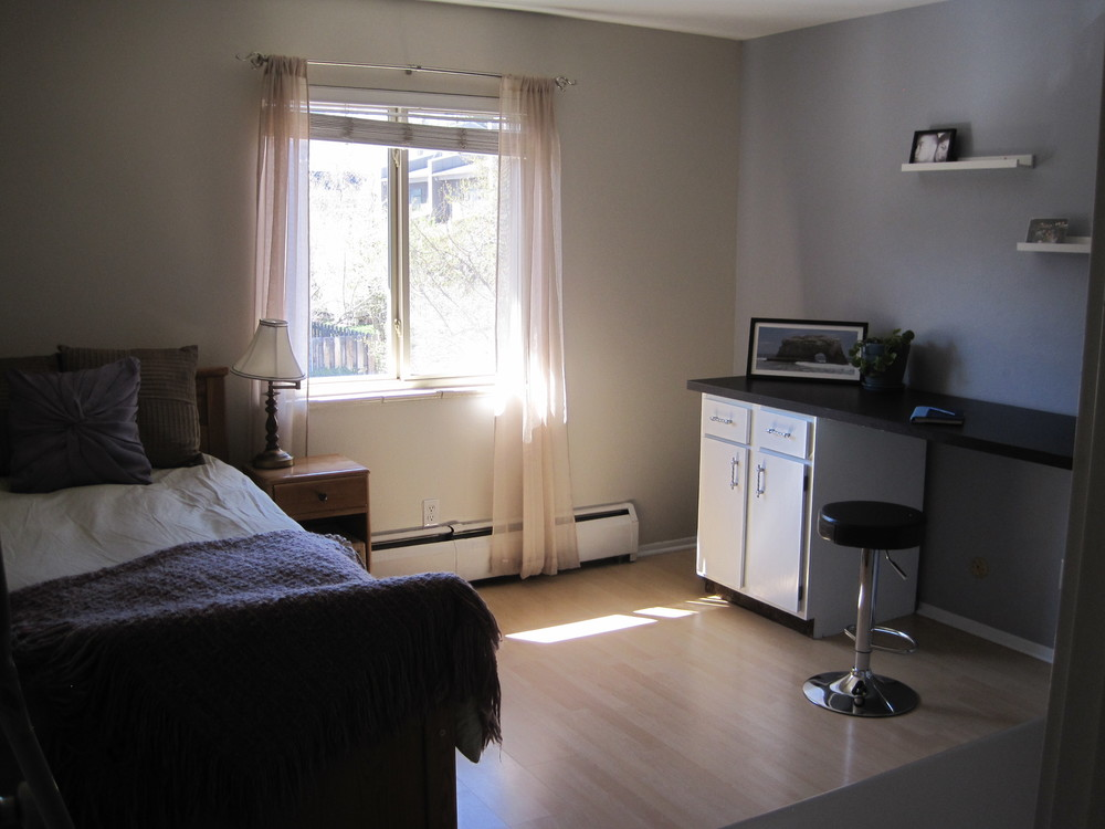 Master Bedroom After (used as guest room and office)