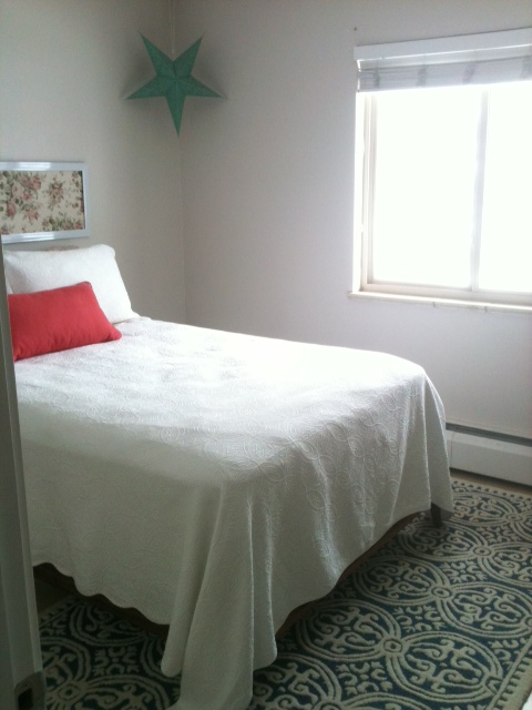 Guest Bedroom After