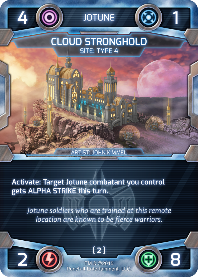 Cloud Stronghold