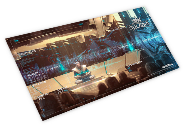 Art of War playmat