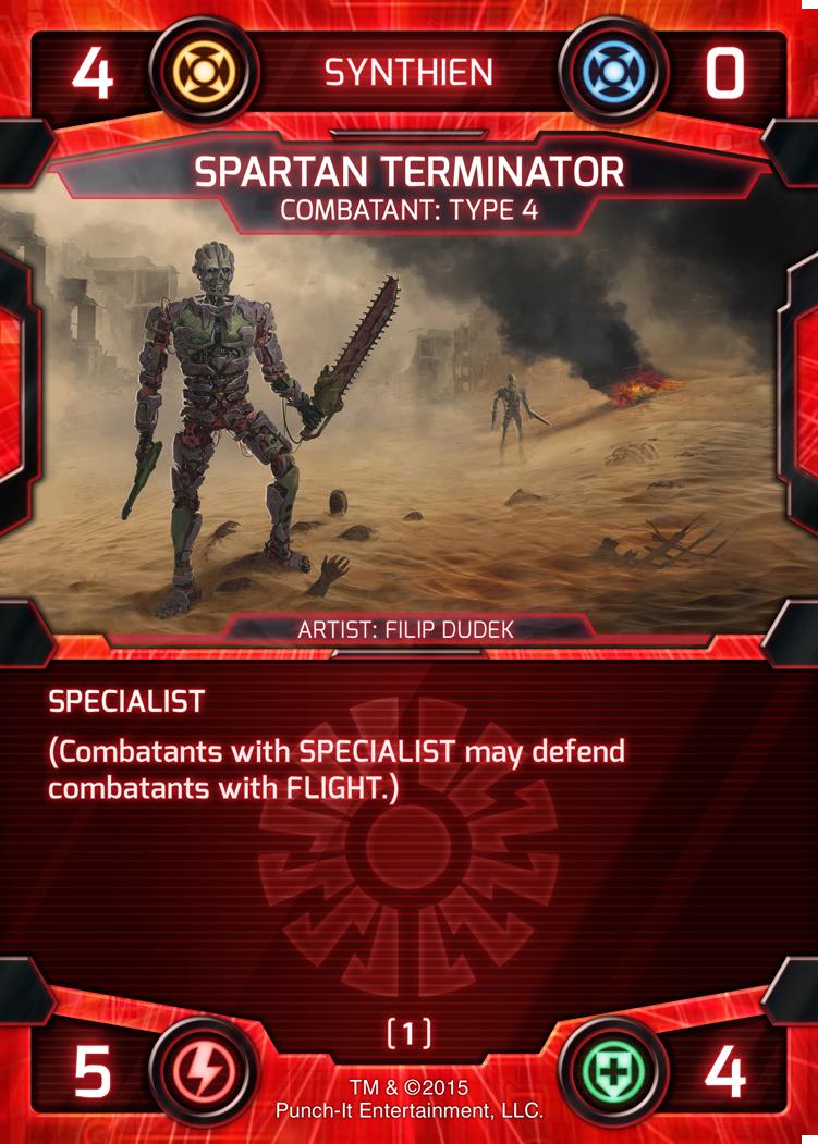 Spartan Terminator