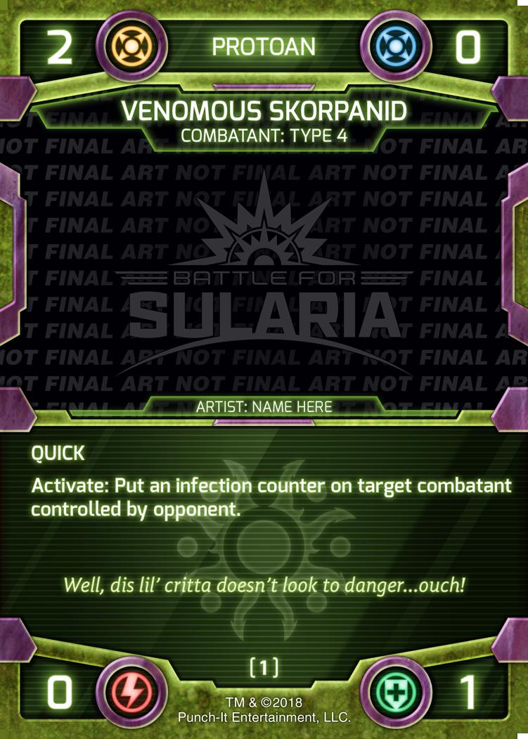 Protoan Card_Venomous Skorpanid_Screen Demo.png