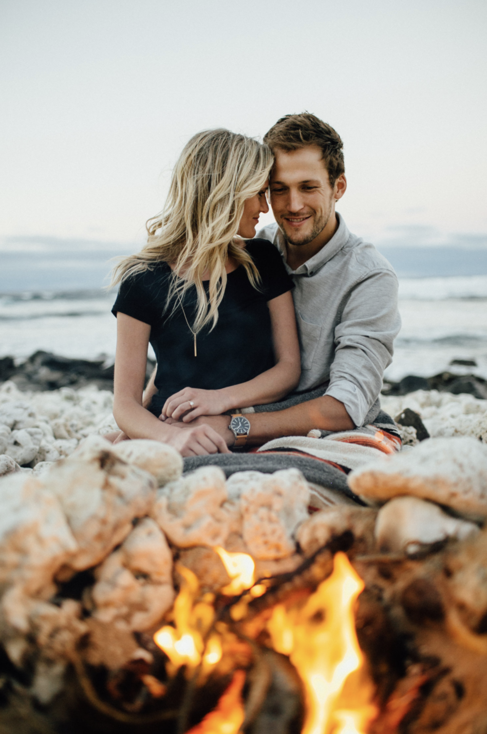 campfire engagement -