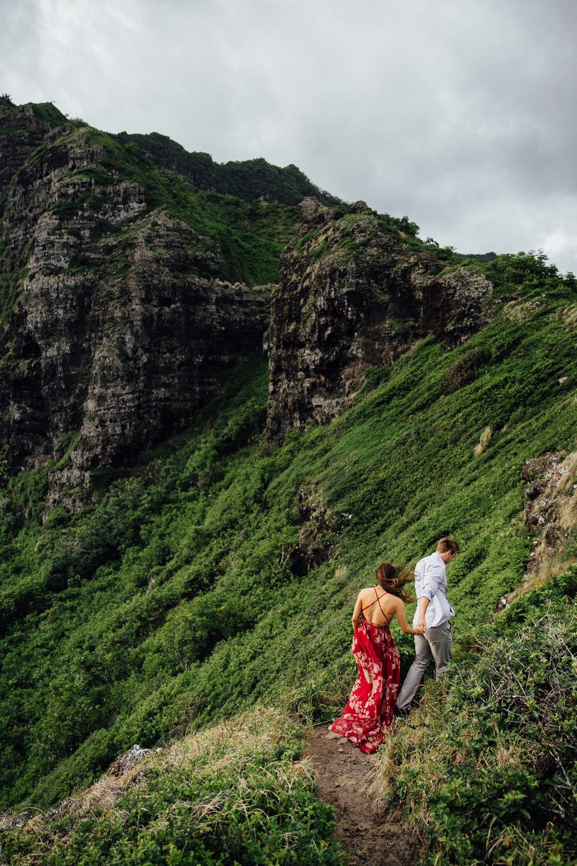 Kahana elopement -