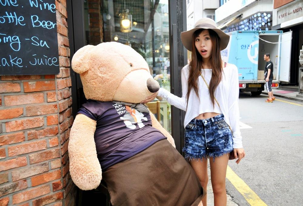 Bear_Garosugil_Sinsa_2