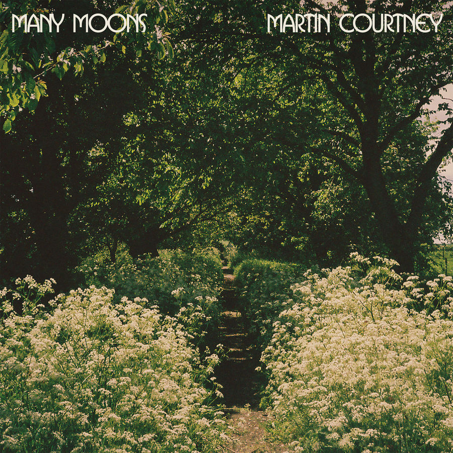 Many Moons by Martin Courtney Tracks:  Vestiges, Many Moons, Airport Bar