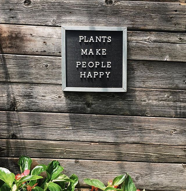 They really do. 🌿