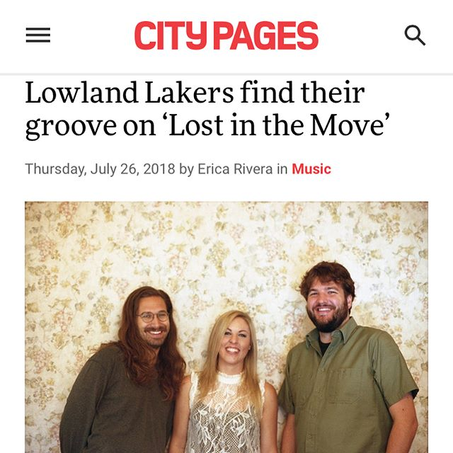 WE HAVE FINALLY ARRIVED!😏Thanks to @citypages for the nice write-up!