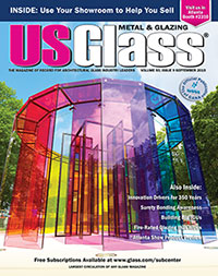 us glass magazine