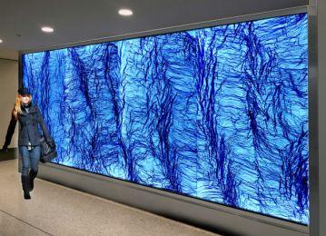 Architectural Decorative Glass LivinglassIlluminated Decorative