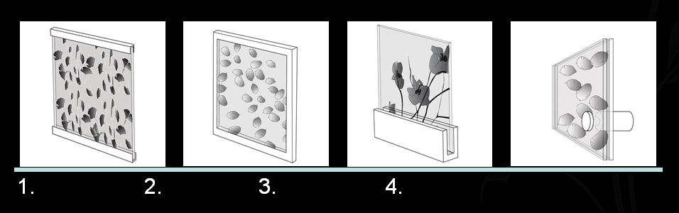 Architectural Decorative Glass LivinglassArchitectural Glass Effects