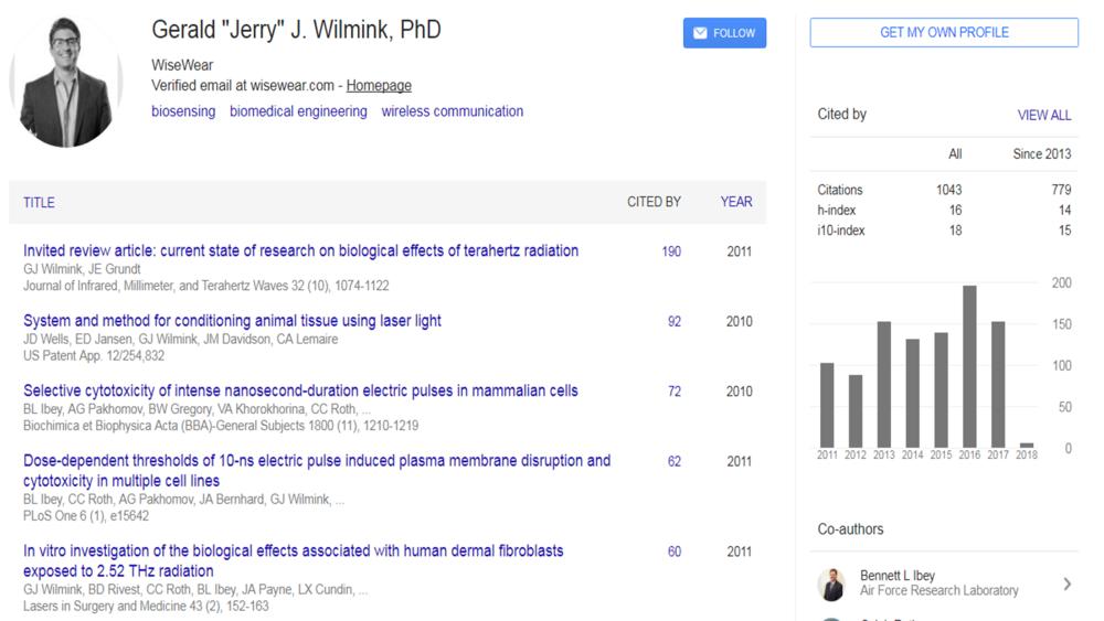 Wilmink Google Scholar.png