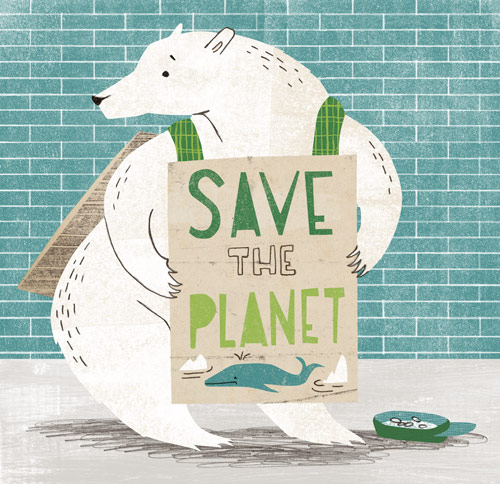 Idealog Magazine July/August - Save The Planet