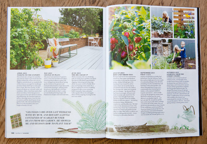 Homestyle Magazine News The Picture Garden