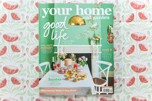 Mothers Day Gift Wrap - Your Home & Garden Magazine