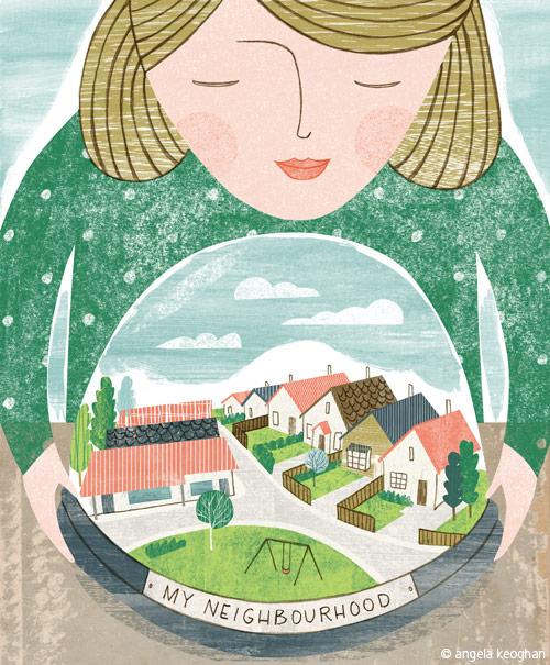 'My Neighbourhood' - Good Magazine Issue 37